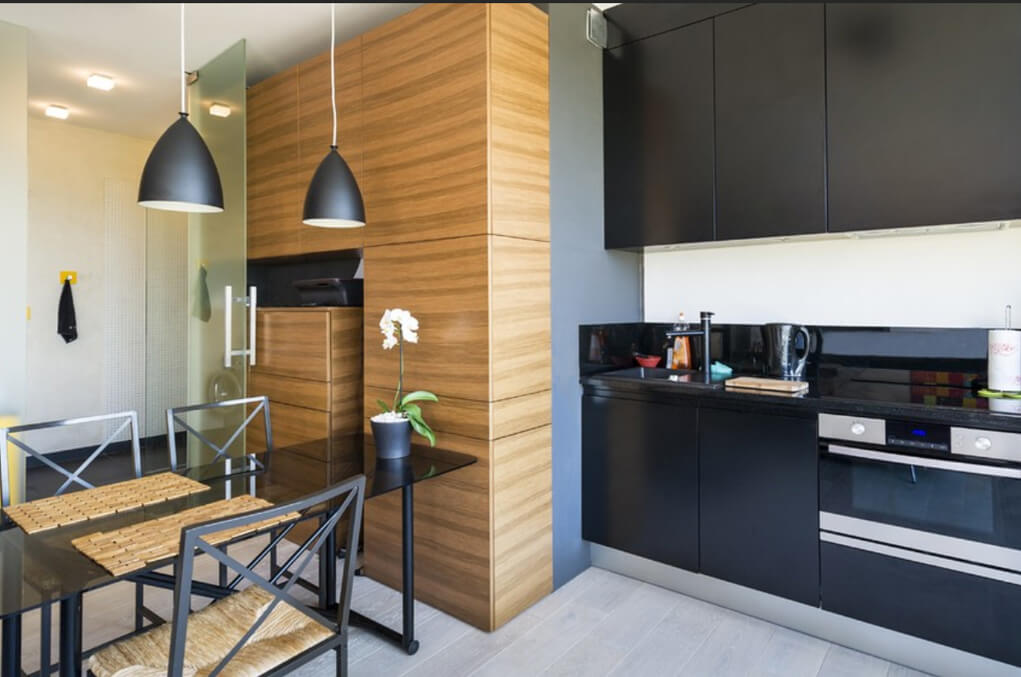 Modern Small Kitchen Designs Modify Your Space