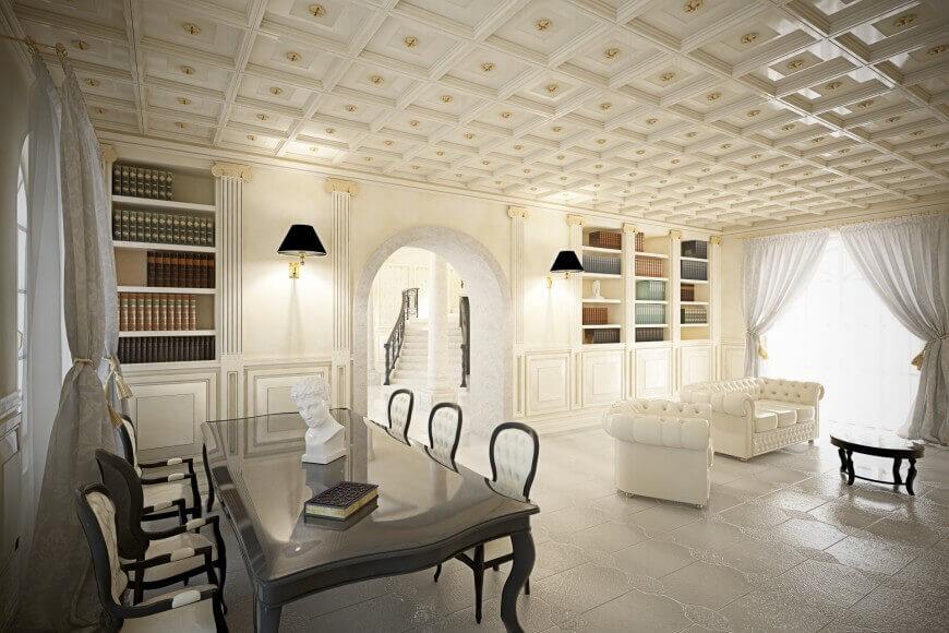 Outstanding Living Room Top Designers