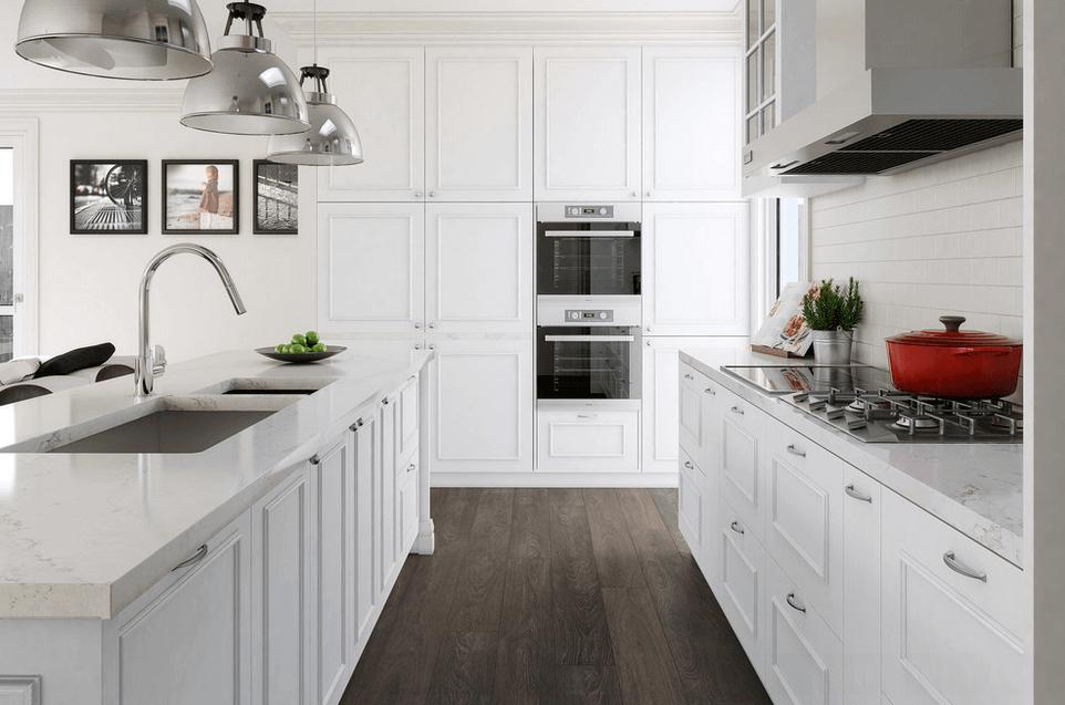 White Kitchen Designs Pictures