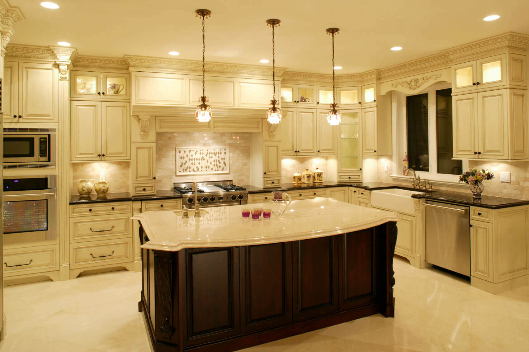 89 contemporary kitchen design ideas gallery backsplashes this all gold kitchen features simple contemporary kitchen backsplash idea which adds visual interest and