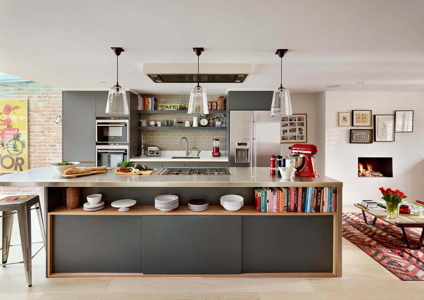 Contemporary Kitchen Storage Jars