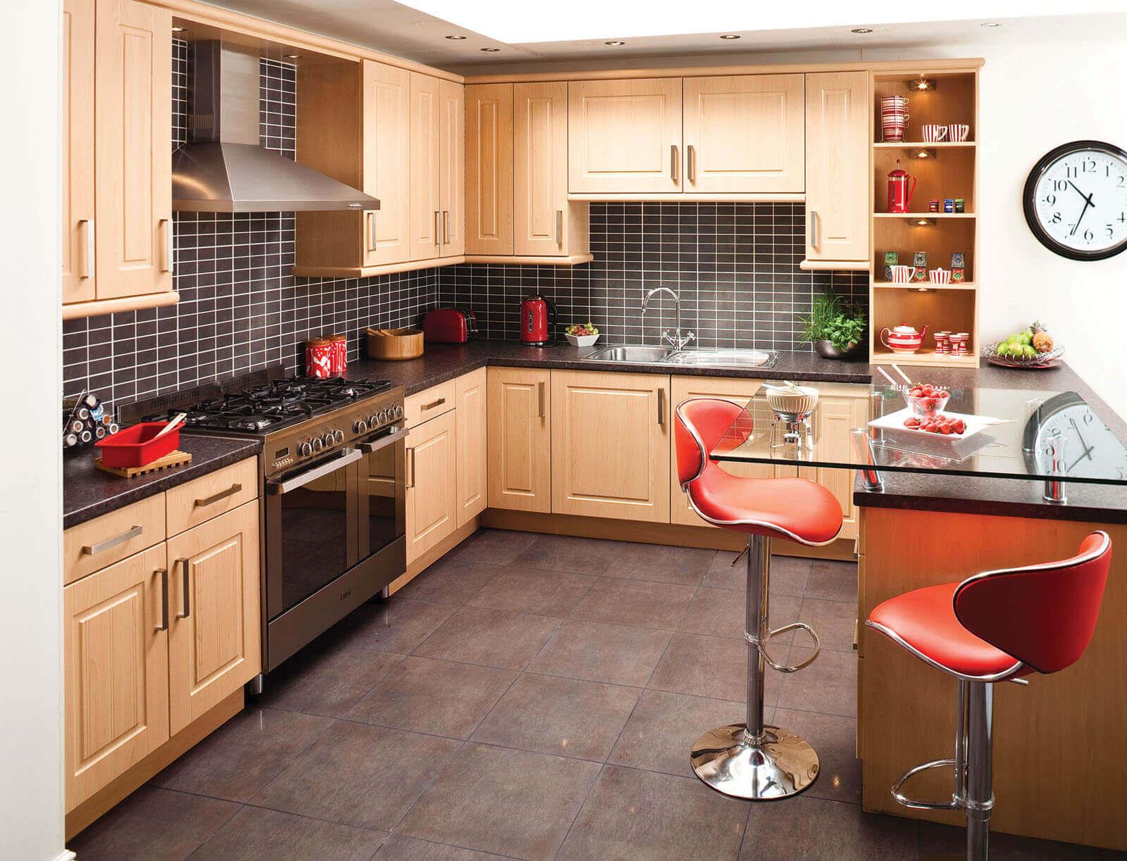 Contemporary Kitchen Tiles for Backsplash