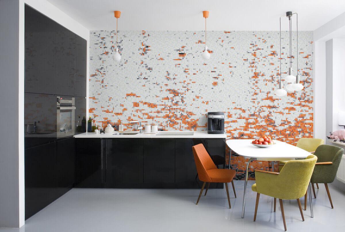 Contemporary Kitchen Wall Art