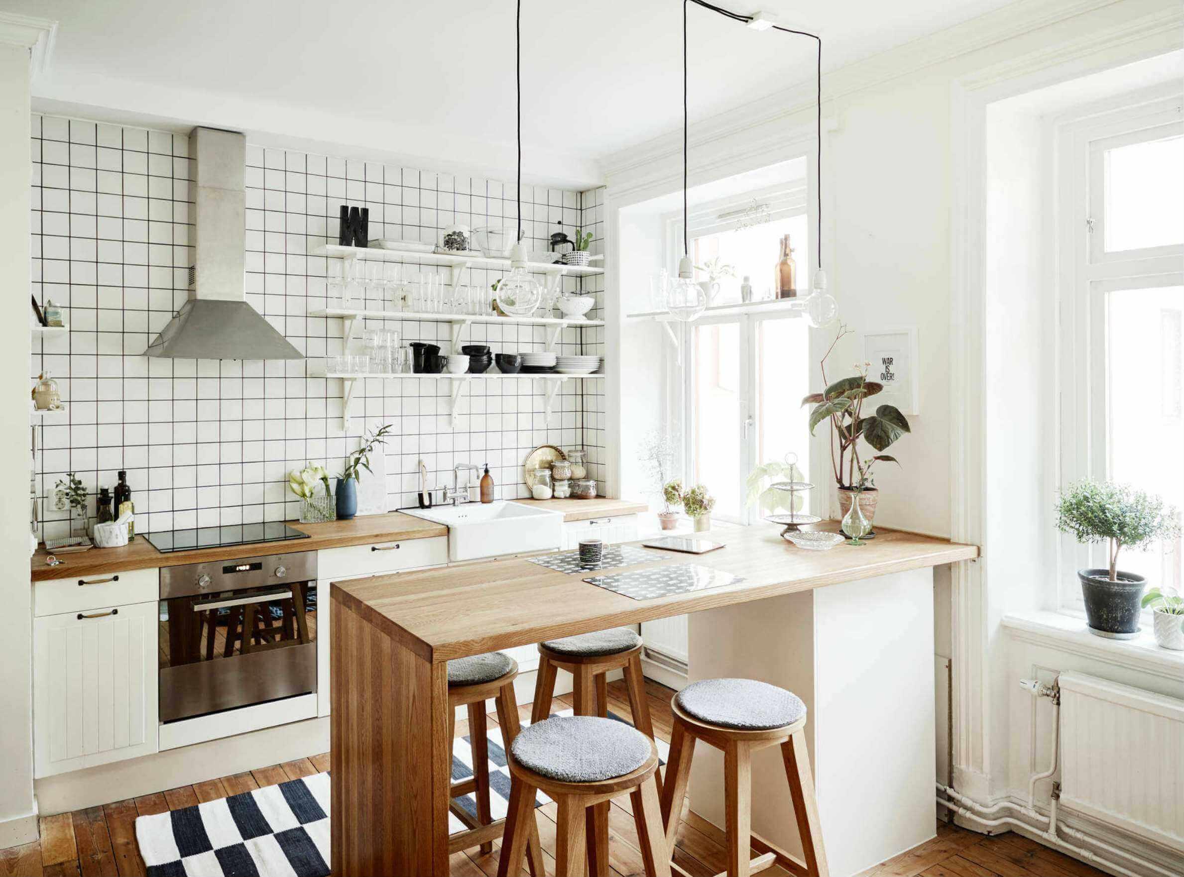 Contemporary Small Kitchen Designs