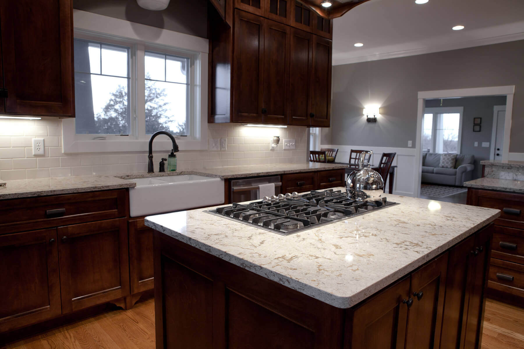 22 Jaw Dropping Small Kitchen Designs: 68+Deluxe Custom Kitchen Island Ideas (Jaw Dropping Designs