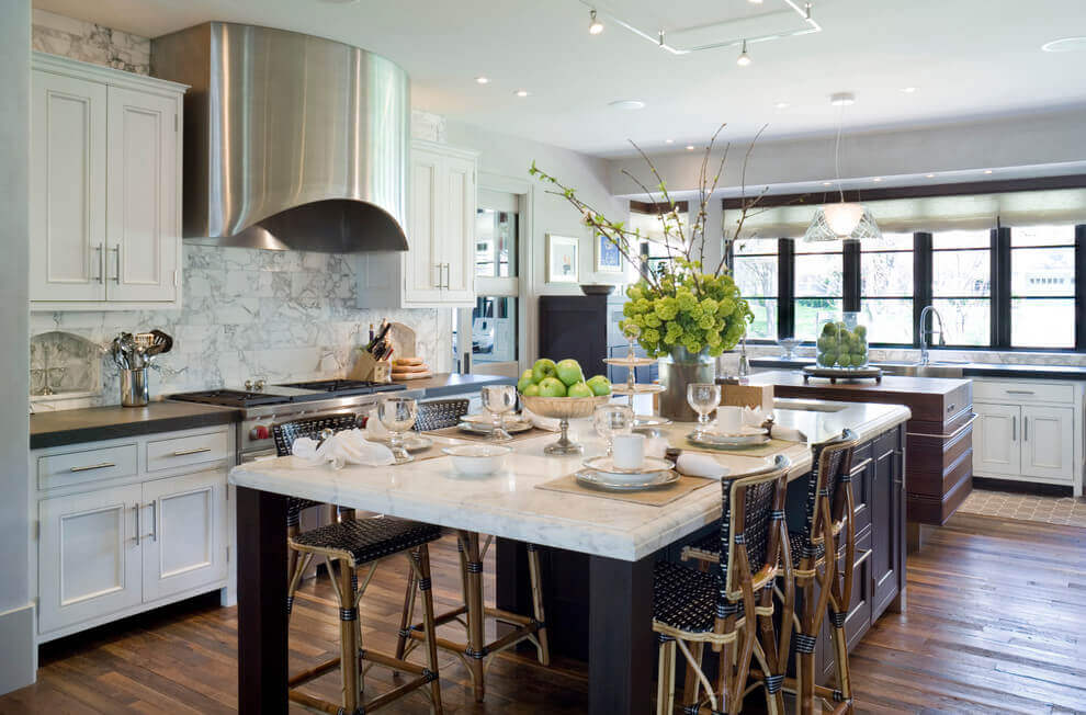 Functional Kitchen Island Designs