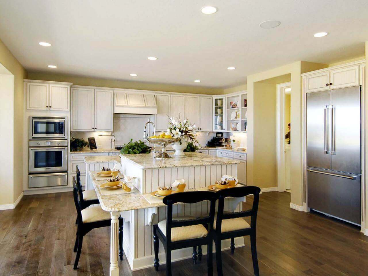 68deluxe custom kitchen island ideas jaw dropping designs home kitchen island table with chairs watchthetrailerfo