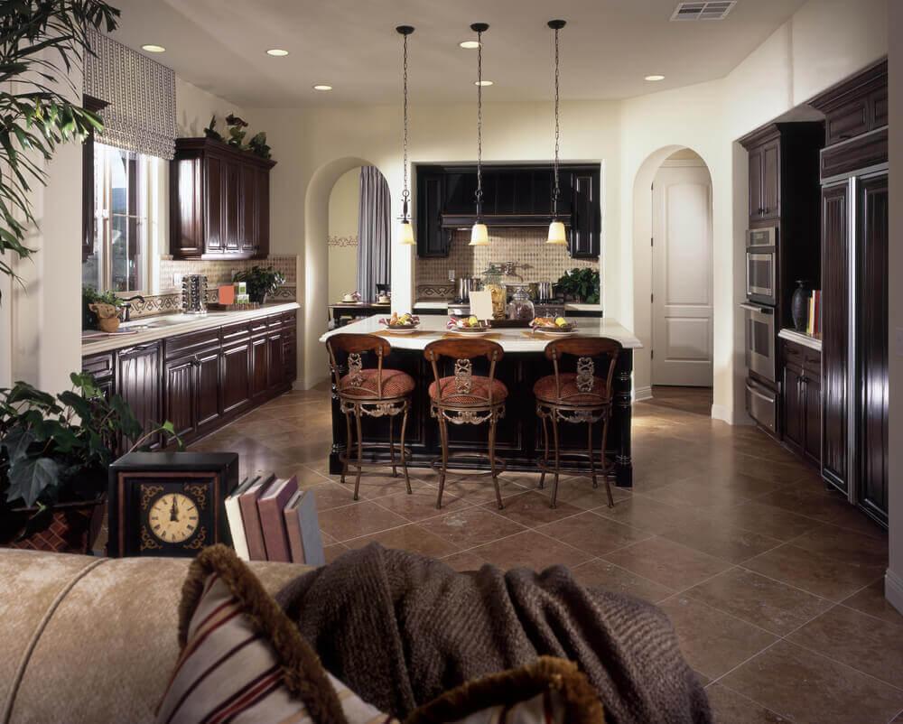 Top 65 luxury kitchen design ideas exclusive gallery - Luxury kitchen cabinets ...