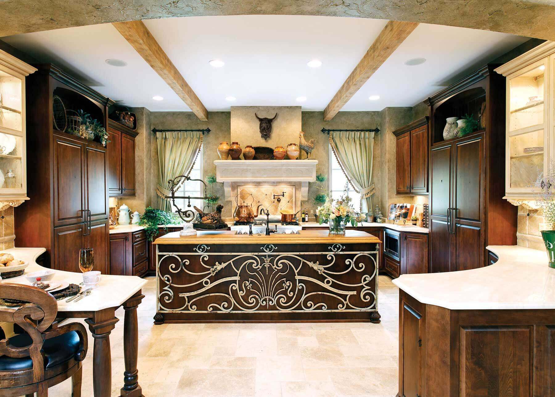 Luxury Kitchen Island Ideas