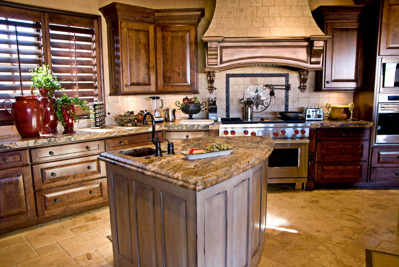 Luxury Kitchen Tile Backsplash