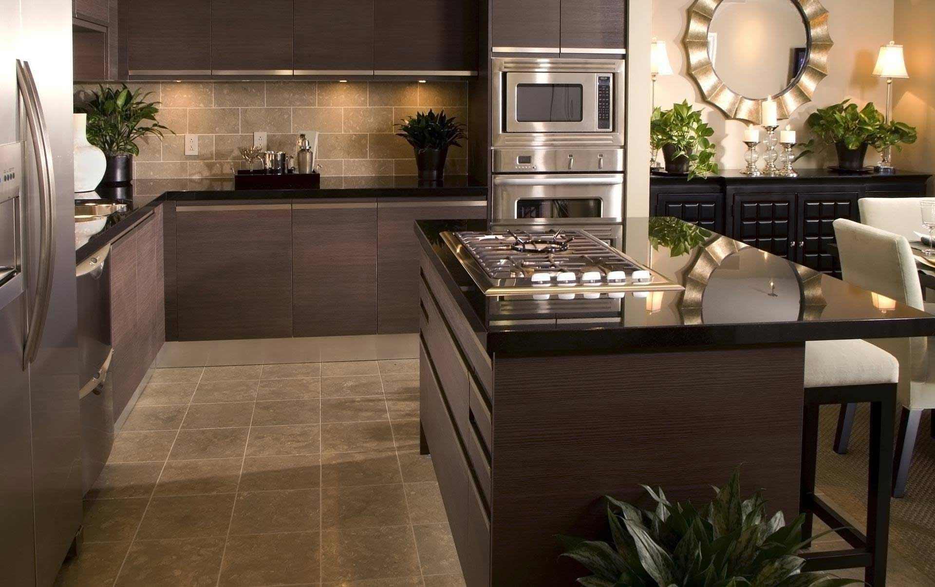 Top 65 luxury kitchen design ideas exclusive gallery home luxury kitchen wall tiles dailygadgetfo Choice Image