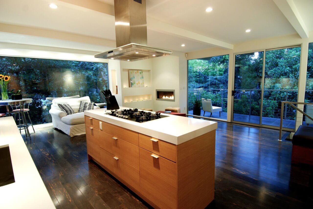 Modern Contemporary Interior Design Kitchen