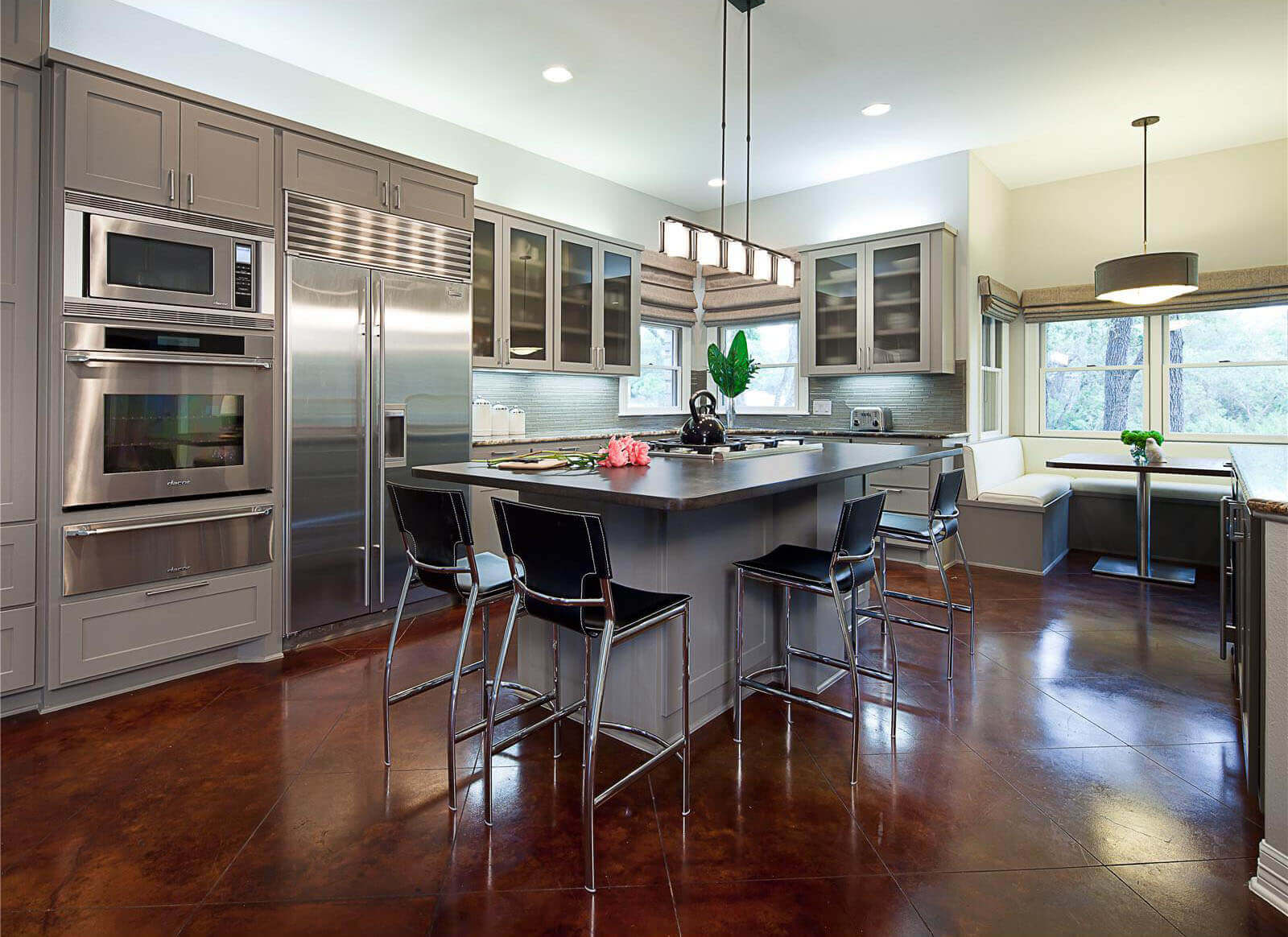 Modern Contemporary Kitchen Cabinets