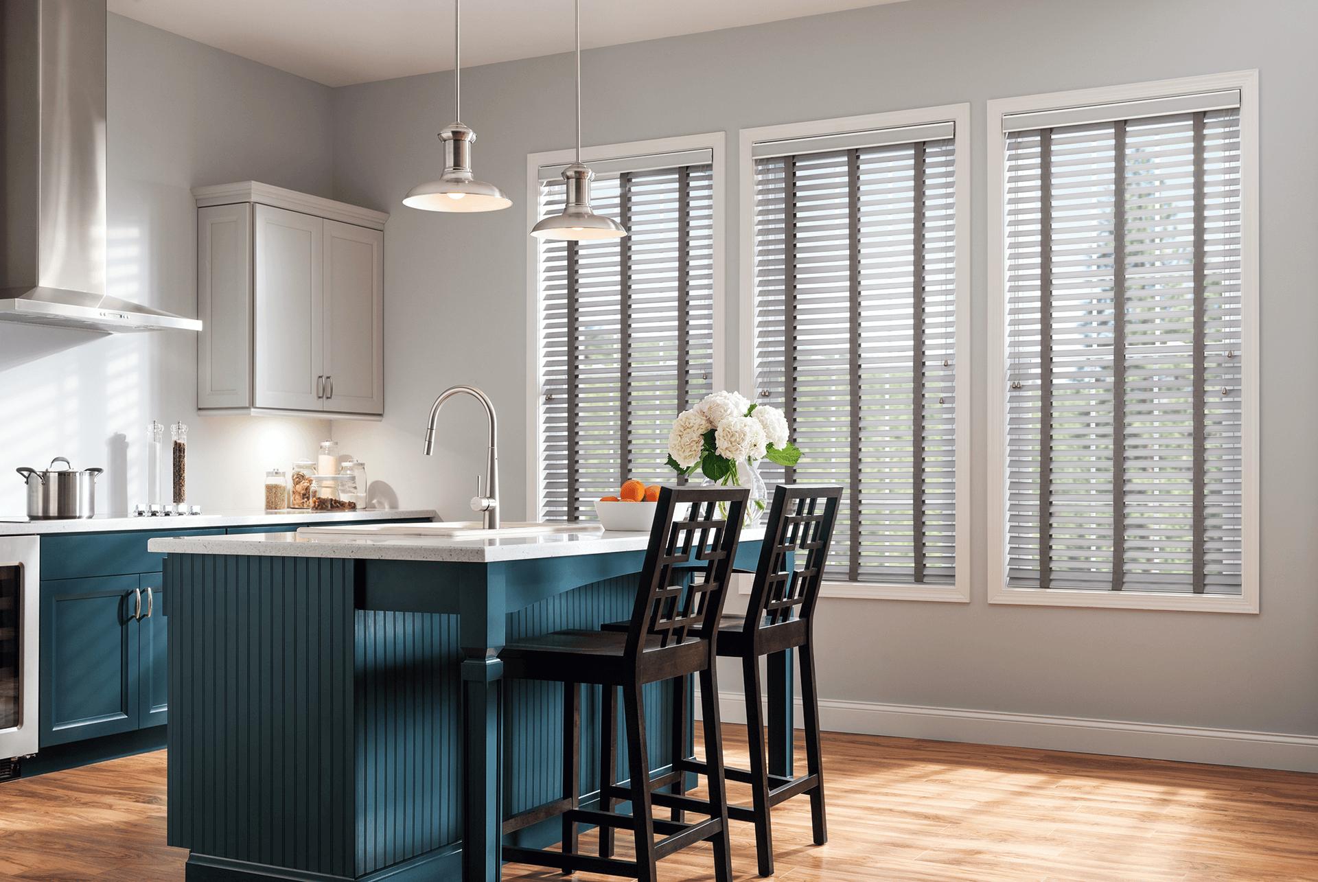 Modern Kitchen Roller Blinds