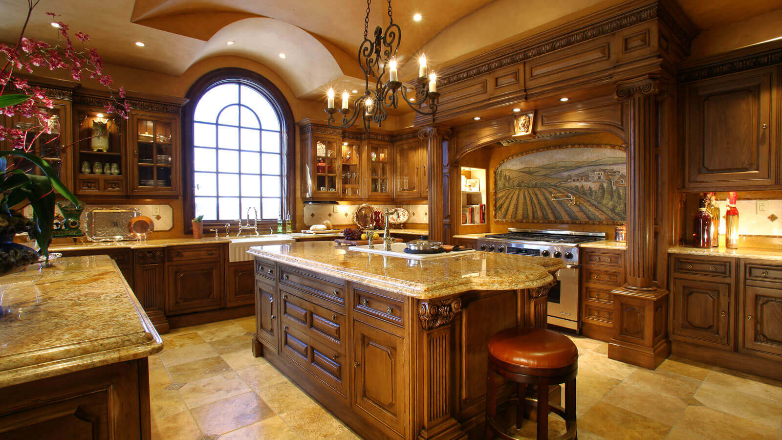 Lovely 100k Luxury Kitchens