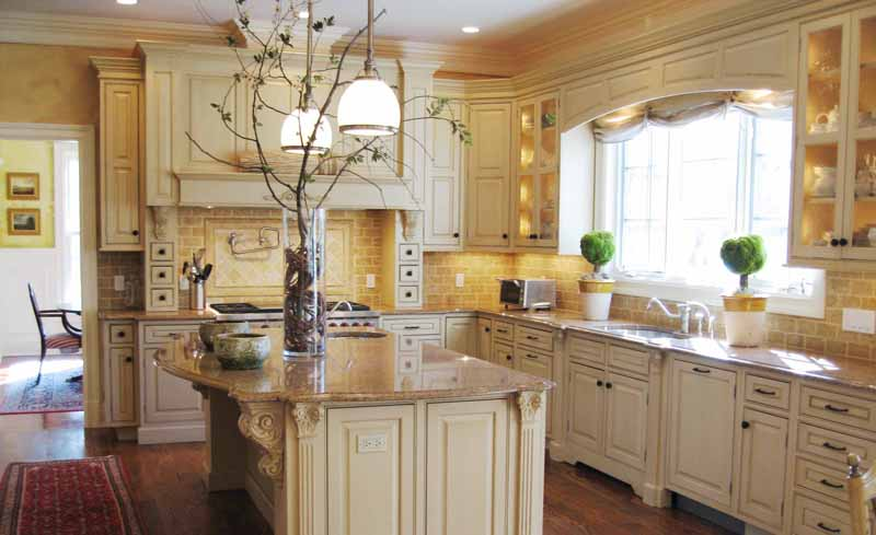 There Is No Rule Of Thumb To How A Kitchen Has To Look. Most Kitchens Part 44