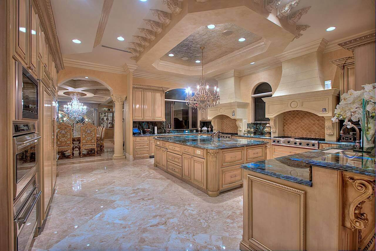 100 luxury kitchen designer luxury kitchen ideas for Luxury kitchen design
