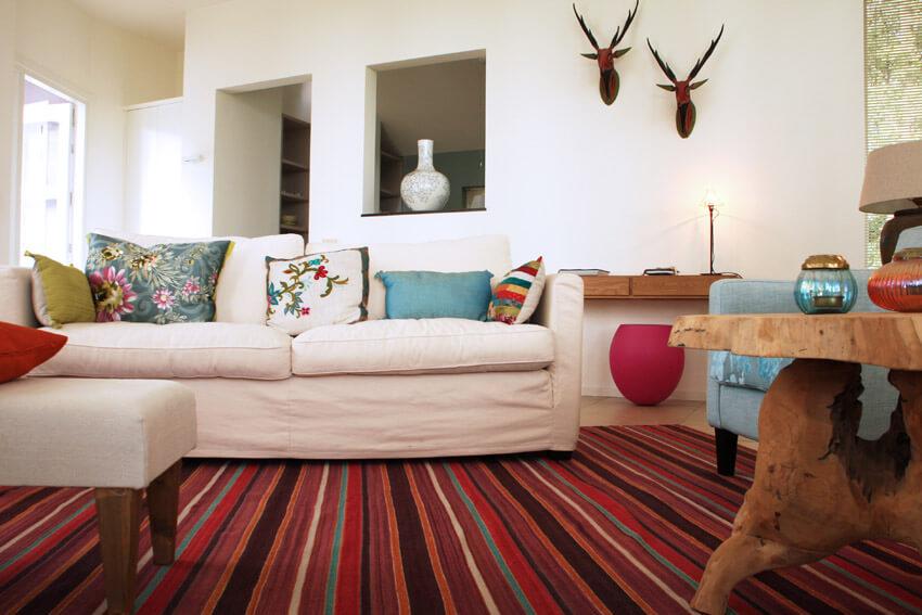 Southwestern Style Living Room
