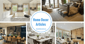 Home Decor Articles