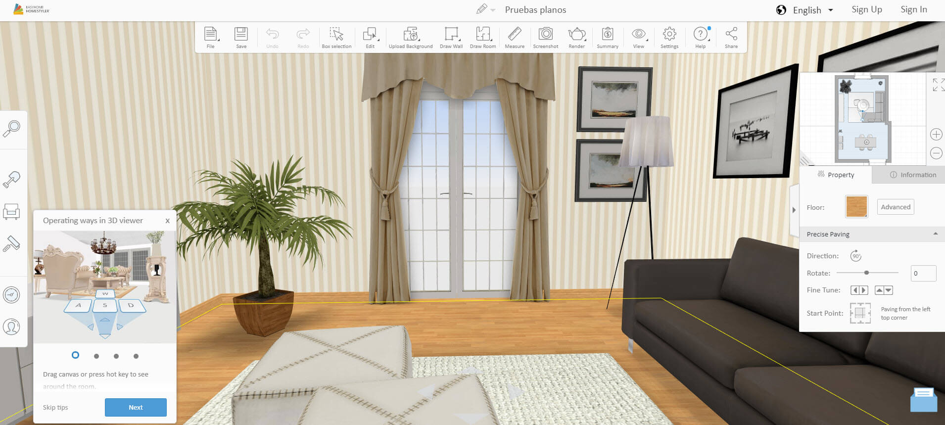 HomeStyler App For House Design