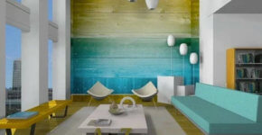 Interior design furniture 3D