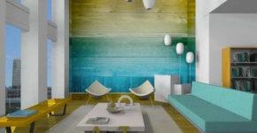 Interior design furniture 3D