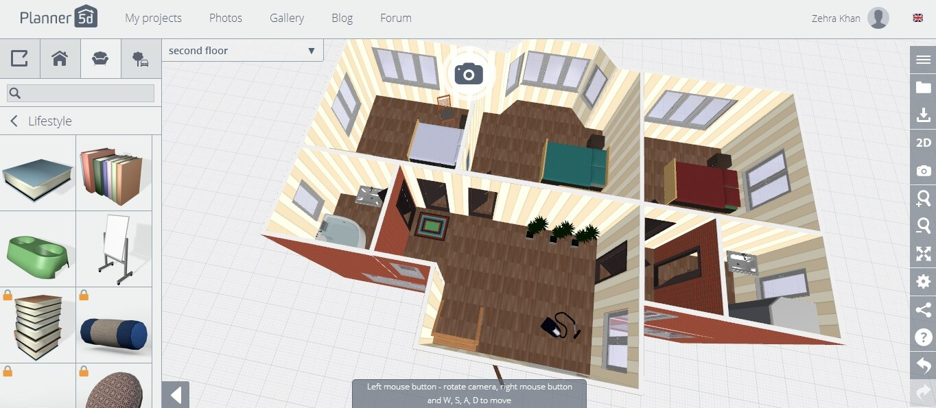 10 Best Free Software for Designing Home Projects -