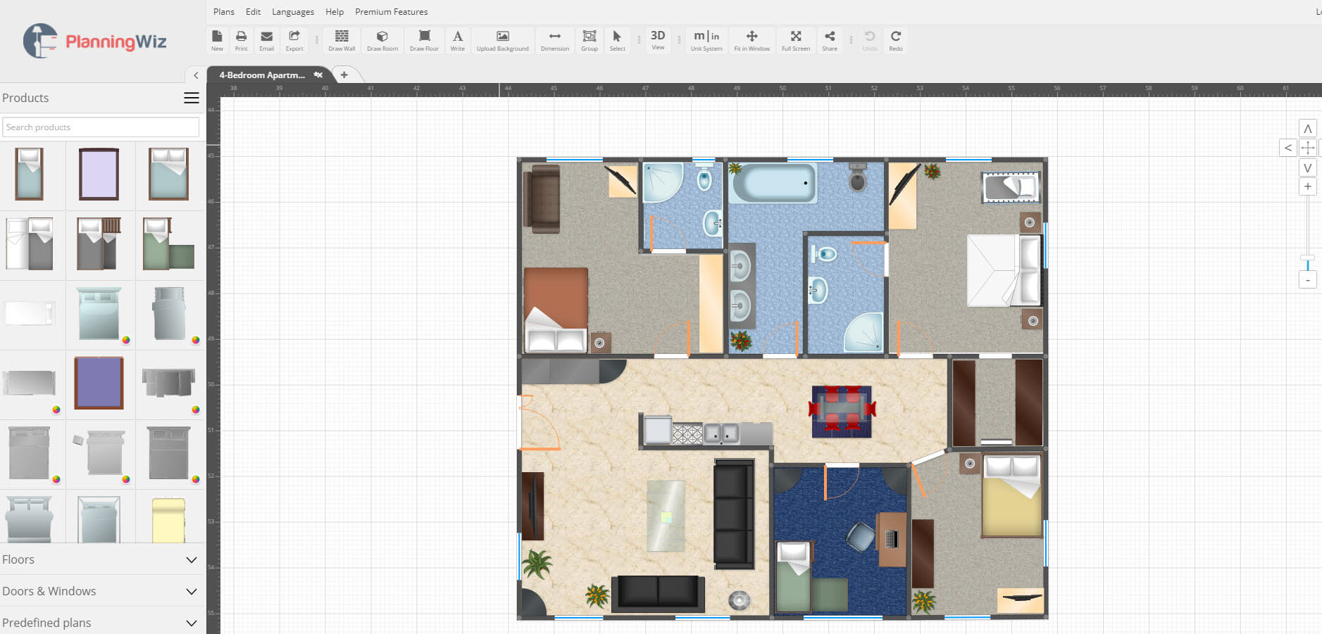 Planning Wiz House Projects