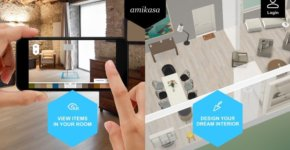 Amikasa applications for design houses
