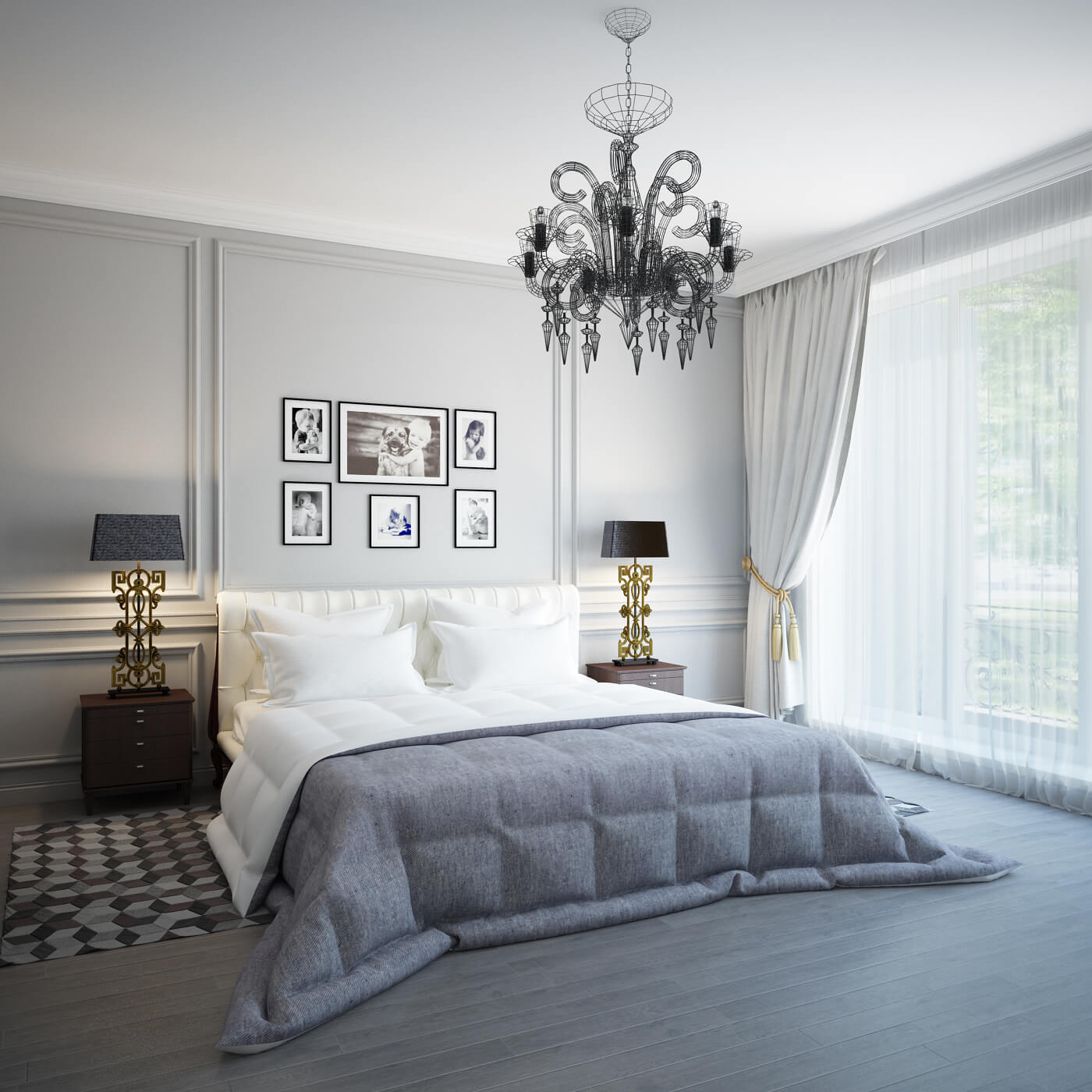 10 bedroom decorations that will inspire you - Houzz dormitorios ...