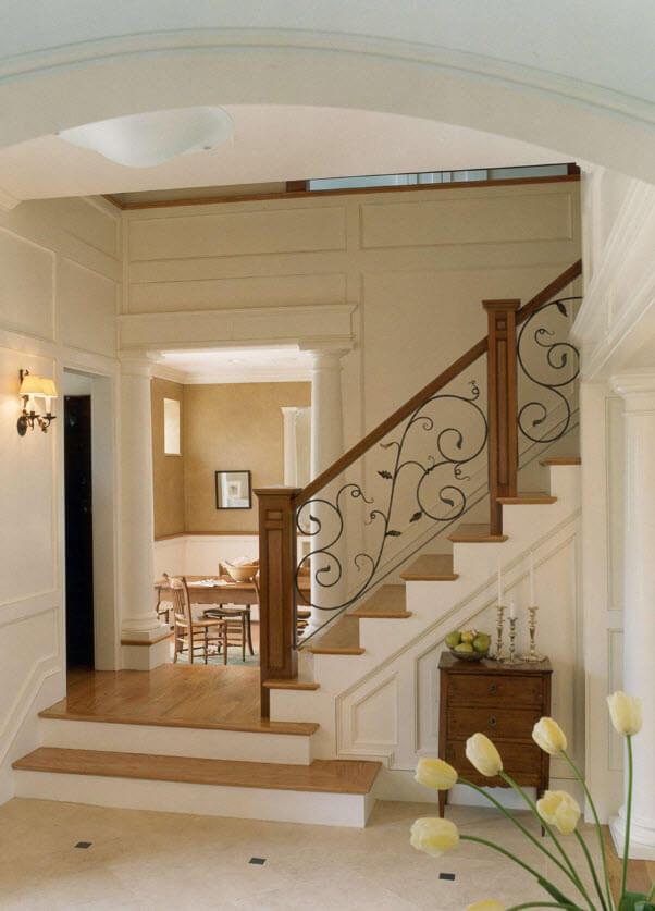 Elegant stair design