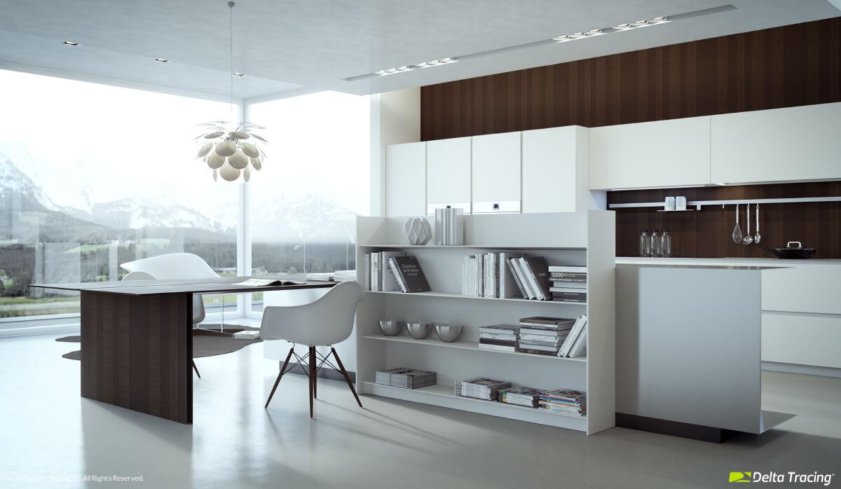 Interior Lighting Design for Modern Kitchens (Photos) -