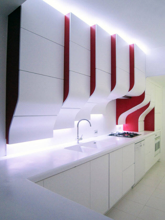 10 Original Kitchen Design Ideas, Discover Innovative Trends -