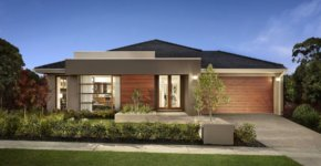 single-storey modern house design