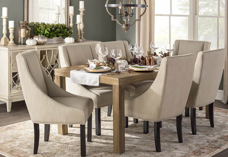 dining room candle style chandelier